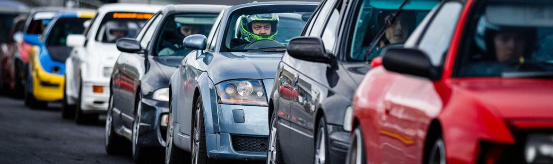 Track day: a oportunidade para você se sentir um piloto do automobilismo